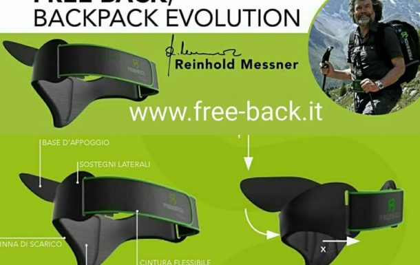 FREE-BACK una rivoluzione nell'escursionismo